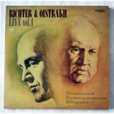 Richter & Oistrakh – Richter & Oistrakh Live Vol. 1 / VIC-5309~10