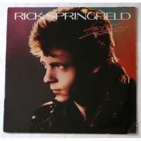 Rick Springfield – Hard To Hold - Soundtrack Recording /  BL84935