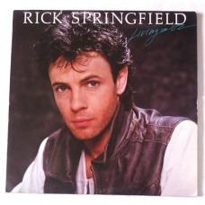 Rick Springfield – Living In Oz / AFLI-4660