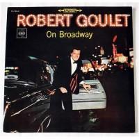Robert Goulet – On Broadway / YS-799-C
