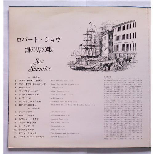 Картинка  Виниловые пластинки  Robert Shaw, The Men Of The Robert Shaw Chorale – Sea Shanties / SRA-2142 в  Vinyl Play магазин LP и CD   05777 1
