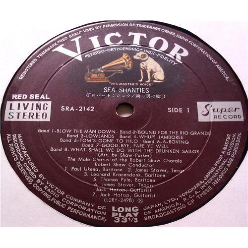 Картинка  Виниловые пластинки  Robert Shaw, The Men Of The Robert Shaw Chorale – Sea Shanties / SRA-2142 в  Vinyl Play магазин LP и CD   05777 4