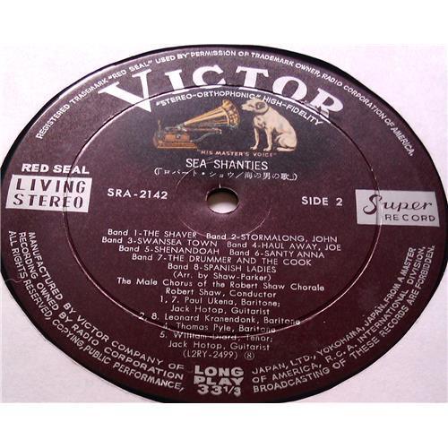 Картинка  Виниловые пластинки  Robert Shaw, The Men Of The Robert Shaw Chorale – Sea Shanties / SRA-2142 в  Vinyl Play магазин LP и CD   05777 5