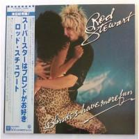 Rod Stewart – Blondes Have More Fun / P-10602W