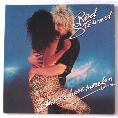 Виниловые пластинки  Rod Stewart – Blondes Have More Fun / P-10602W в Vinyl Play магазин LP и CD  05081