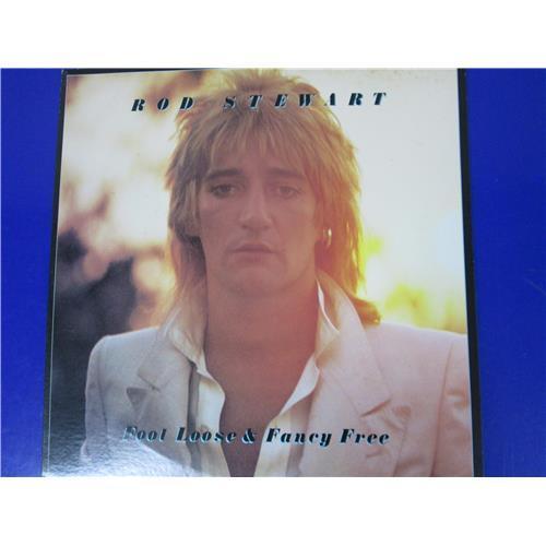 Виниловые пластинки  Rod Stewart – Foot Loose & Fancy Free /  P-10415W в Vinyl Play магазин LP и CD  05425