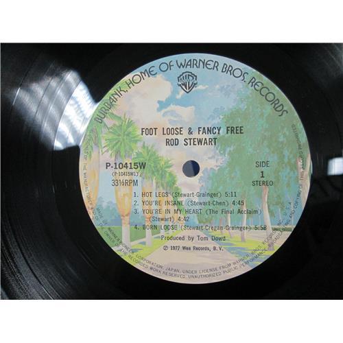 Картинка  Виниловые пластинки  Rod Stewart – Foot Loose & Fancy Free /  P-10415W в  Vinyl Play магазин LP и CD   05425 3