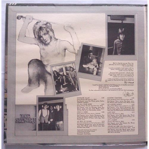 Картинка  Виниловые пластинки  Rod Stewart – Gasoline Alley / SR 61264 в  Vinyl Play магазин LP и CD   04983 1