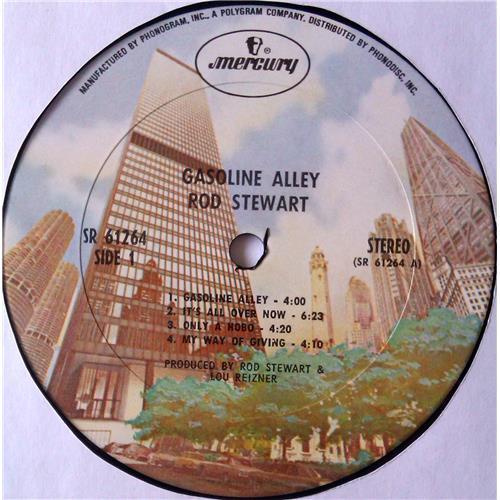 Картинка  Виниловые пластинки  Rod Stewart – Gasoline Alley / SR 61264 в  Vinyl Play магазин LP и CD   04983 4