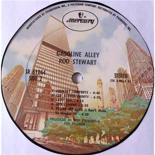 Картинка  Виниловые пластинки  Rod Stewart – Gasoline Alley / SR 61264 в  Vinyl Play магазин LP и CD   04983 5