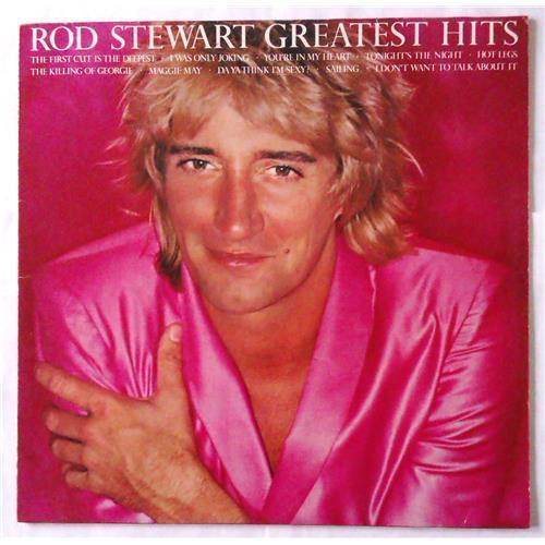 Виниловые пластинки  Rod Stewart – Greatest Hits / WB 56 744 в Vinyl Play магазин LP и CD  04674