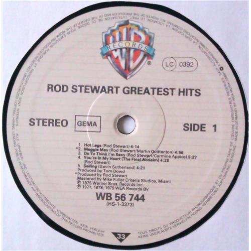 Картинка  Виниловые пластинки  Rod Stewart – Greatest Hits / WB 56 744 в  Vinyl Play магазин LP и CD   04674 4