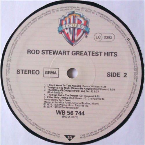 Картинка  Виниловые пластинки  Rod Stewart – Greatest Hits / WB 56 744 в  Vinyl Play магазин LP и CD   04674 5