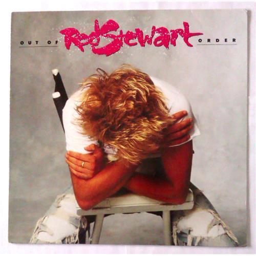 Виниловые пластинки  Rod Stewart – Out Of Order / 925 684-1 в Vinyl Play магазин LP и CD  04660