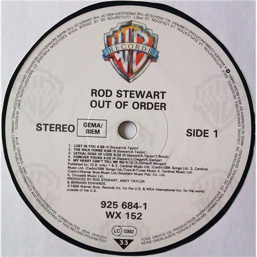 Картинка  Виниловые пластинки  Rod Stewart – Out Of Order / 925 684-1 в  Vinyl Play магазин LP и CD   04660 4