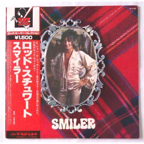 Виниловые пластинки  Rod Stewart – Smiler / BT-5150 в Vinyl Play магазин LP и CD  05095