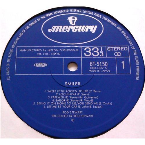 Картинка  Виниловые пластинки  Rod Stewart – Smiler / BT-5150 в  Vinyl Play магазин LP и CD   05095 4
