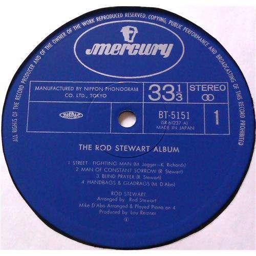 Картинка  Виниловые пластинки  Rod Stewart – The Rod Stewart Album / BT-5151 в  Vinyl Play магазин LP и CD   04671 2