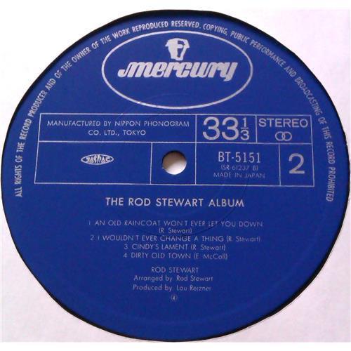 Картинка  Виниловые пластинки  Rod Stewart – The Rod Stewart Album / BT-5151 в  Vinyl Play магазин LP и CD   04671 3