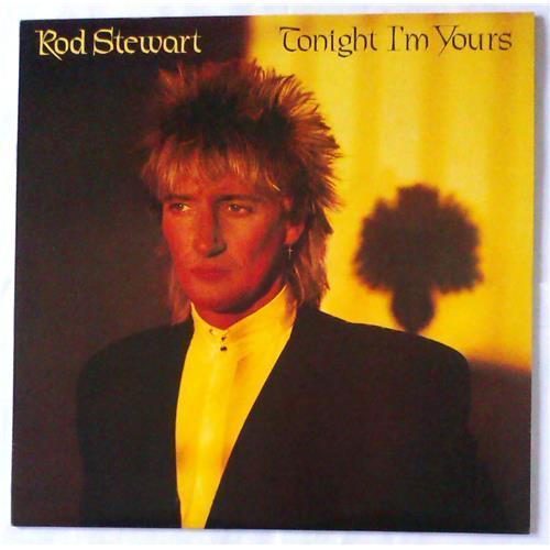 Виниловые пластинки  Rod Stewart – Tonight I'm Yours / P-11067W в Vinyl Play магазин LP и CD  04669