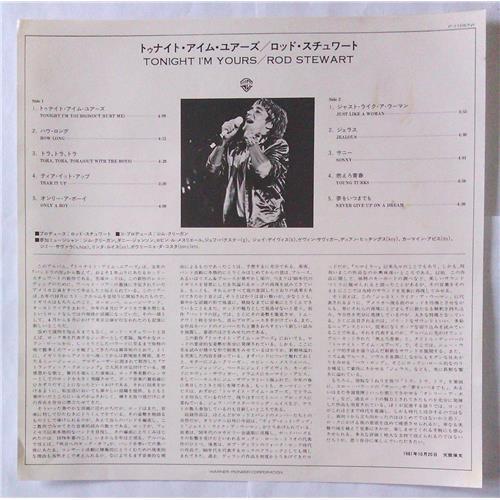 Картинка  Виниловые пластинки  Rod Stewart – Tonight I'm Yours / P-11067W в  Vinyl Play магазин LP и CD   04669 4