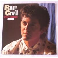 Rodney Crowell – Street Language / CBS 57021