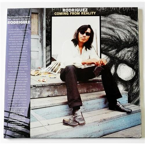 Виниловые пластинки  Rodriguez – Coming From Reality / LITA 038 / Sealed в Vinyl Play магазин LP и CD  09325