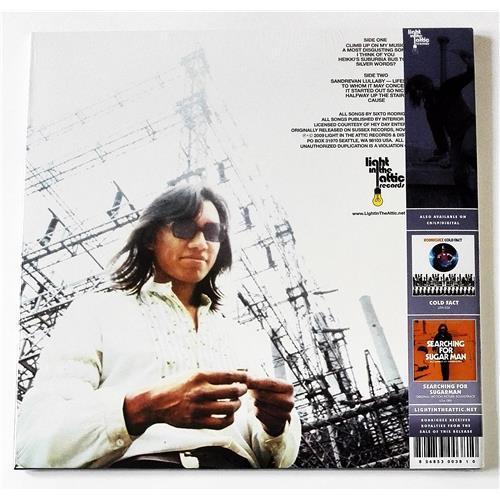 Картинка  Виниловые пластинки  Rodriguez – Coming From Reality / LITA 038 / Sealed в  Vinyl Play магазин LP и CD   09325 1