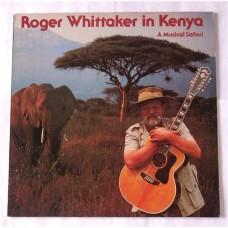 Roger Whittaker – Roger Whittaker In Kenya - A Musical Safari / 812.949-1