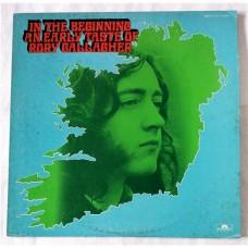 Rory Gallagher – In The Beginning - An Early Taste Of Rory Gallagher / MP-2422