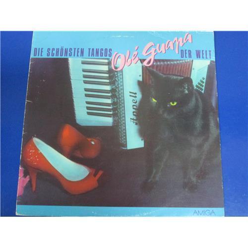 Виниловые пластинки  Rundfunk-Tanzstreichorchester Berlin – Ole Guapa - Die Schonsten Tangos Der Welt / 8 56 251 в Vinyl Play магазин LP и CD  01811