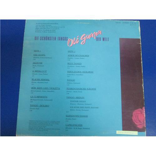 Картинка  Виниловые пластинки  Rundfunk-Tanzstreichorchester Berlin – Ole Guapa - Die Schonsten Tangos Der Welt / 8 56 251 в  Vinyl Play магазин LP и CD   01811 1