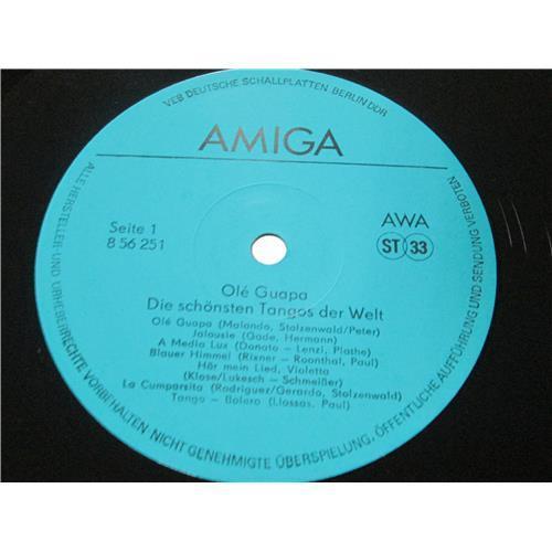 Картинка  Виниловые пластинки  Rundfunk-Tanzstreichorchester Berlin – Ole Guapa - Die Schonsten Tangos Der Welt / 8 56 251 в  Vinyl Play магазин LP и CD   01811 2