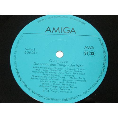 Картинка  Виниловые пластинки  Rundfunk-Tanzstreichorchester Berlin – Ole Guapa - Die Schonsten Tangos Der Welt / 8 56 251 в  Vinyl Play магазин LP и CD   01811 3
