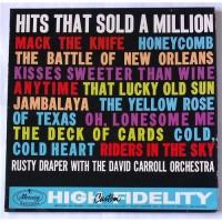 Rusty Draper With The David Carroll Orchestra – Hits That Sold A Million / MG 20499