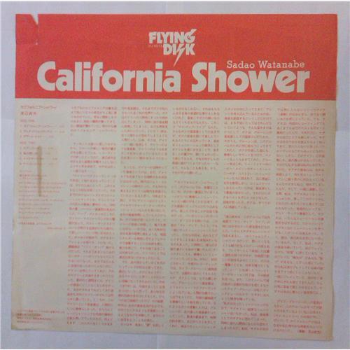 Картинка  Виниловые пластинки  Sadao Watanabe – California Shower / VIJ-6012 в  Vinyl Play магазин LP и CD   04615 3