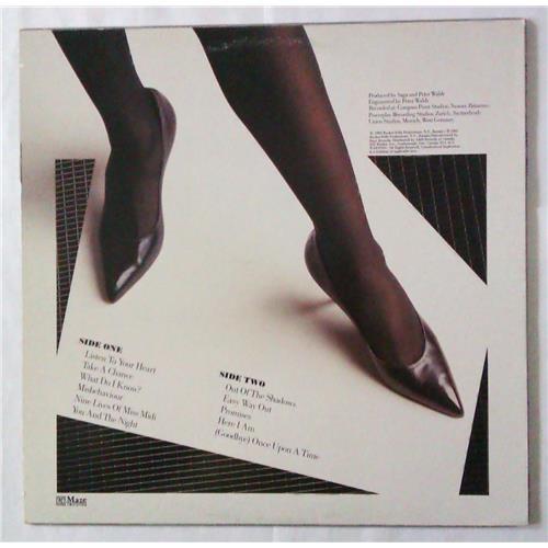 Картинка  Виниловые пластинки  Saga – Behaviour / ML 8010 в  Vinyl Play магазин LP и CD   04567 1