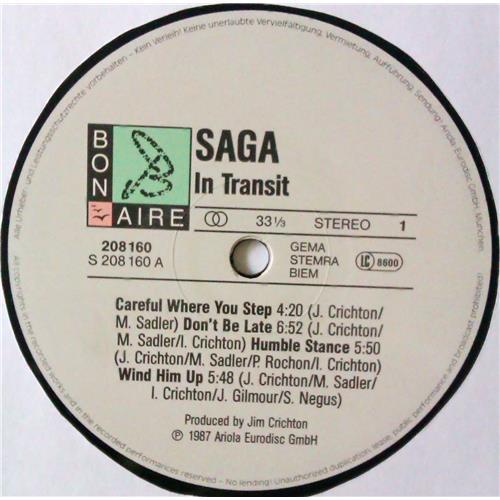 Картинка  Виниловые пластинки  Saga – In Transit / 208 160 в  Vinyl Play магазин LP и CD   04431 4