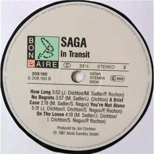 Картинка  Виниловые пластинки  Saga – In Transit / 208 160 в  Vinyl Play магазин LP и CD   04431 5