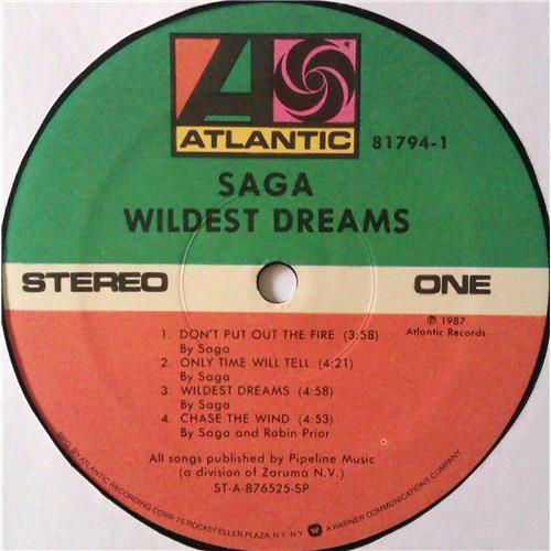 Картинка  Виниловые пластинки  Saga – Wildest Dreams / 81794-1 в  Vinyl Play магазин LP и CD   04425 4