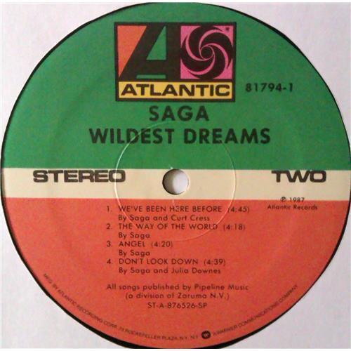 Картинка  Виниловые пластинки  Saga – Wildest Dreams / 81794-1 в  Vinyl Play магазин LP и CD   04425 5