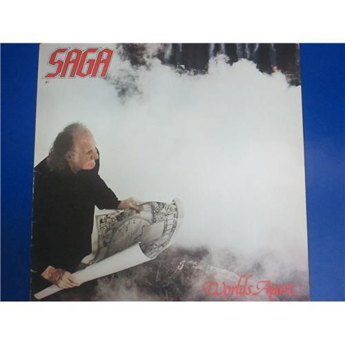 Виниловые пластинки  Saga – Worlds Apart / 2374179 в Vinyl Play магазин LP и CD  03375