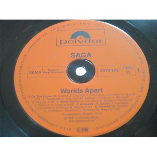 Картинка  Виниловые пластинки  Saga – Worlds Apart / 2374179 в  Vinyl Play магазин LP и CD   03375 4