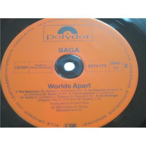 Картинка  Виниловые пластинки  Saga – Worlds Apart / 2374179 в  Vinyl Play магазин LP и CD   03375 5