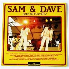 Sam & Dave – Hold On I'm Comin' / ENT LP 13.061