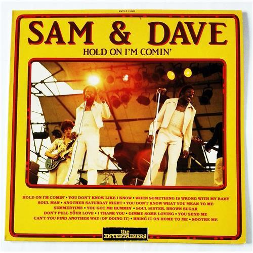 Виниловые пластинки  Sam & Dave – Hold On I'm Comin' / ENT LP 13.061 в Vinyl Play магазин LP и CD  08628