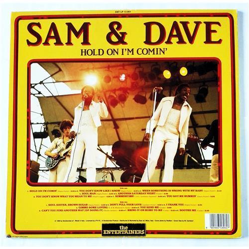 Картинка  Виниловые пластинки  Sam & Dave – Hold On I'm Comin' / ENT LP 13.061 в  Vinyl Play магазин LP и CD   08628 1