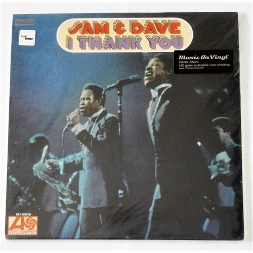 Виниловые пластинки  Sam & Dave – I Thank You / MOVLP987 / Sealed в Vinyl Play магазин LP и CD  08674
