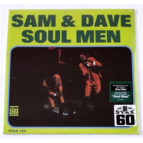 Виниловые пластинки  Sam & Dave – Soul Men / 725 / Sealed в Vinyl Play магазин LP и CD  08798