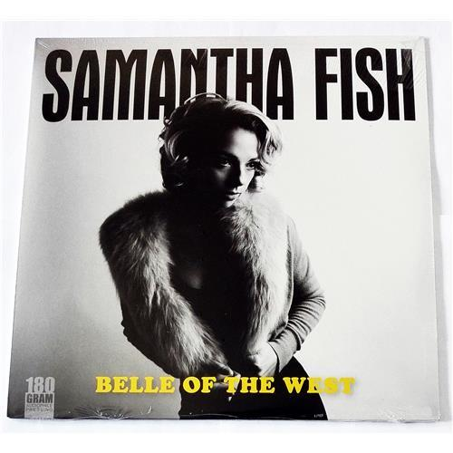 Виниловые пластинки  Samantha Fish – Belle Of The West / RUF 2048 / Sealed в Vinyl Play магазин LP и CD  08915